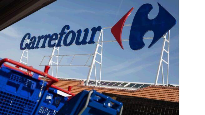 Carrefour se alía con Google para combatir la amenaza de los gigantes del comercio online.