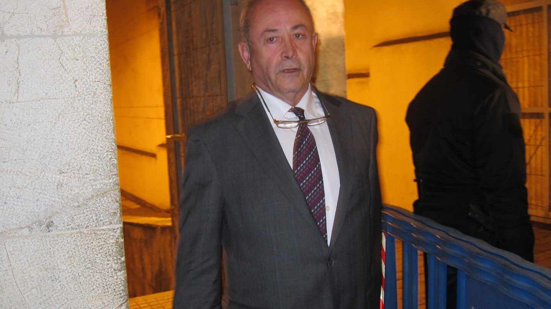 José Castro, en su etapa de juez instructor en Palma de Mallorca.