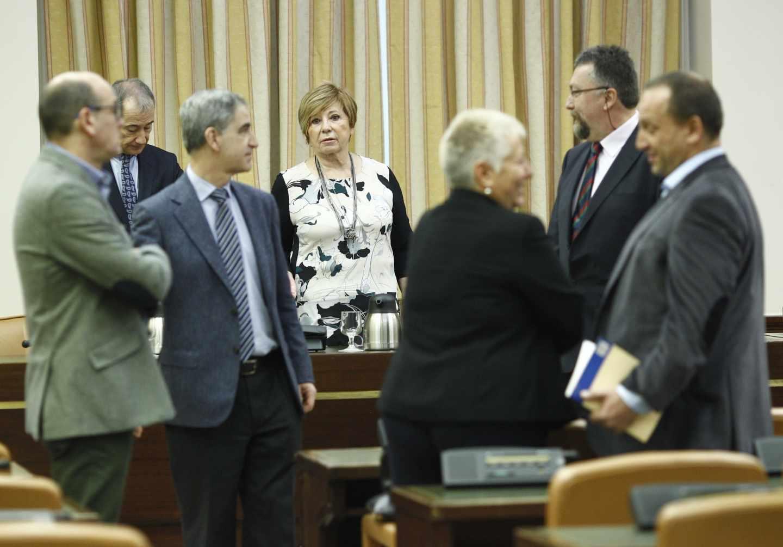 Villalobos rechaza convocar la comisión del Pacto de Toledo porque no hay avances