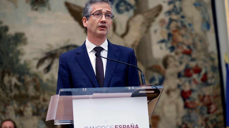 Pablo Hernández de Cos,, nuevo gobernador del Banco de España.