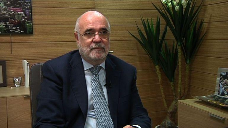 El nuevo delegado del Gobierno en el País Vasco, Jesús Loza.