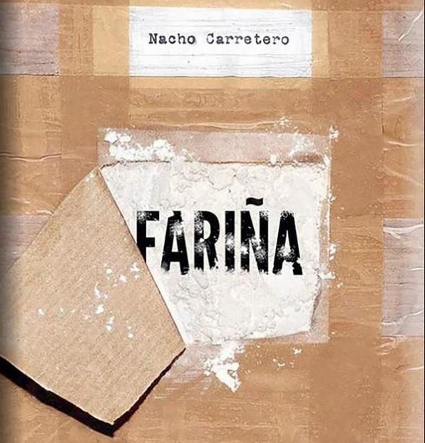 Portada del libro Fariña, de Nacho Carretero.