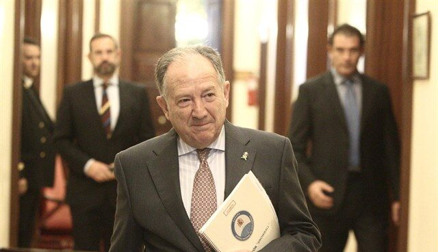 Félix Sanz Roldán.