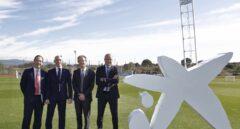 CaixaBank patrocinará a la selección española de fútbol hasta 2024