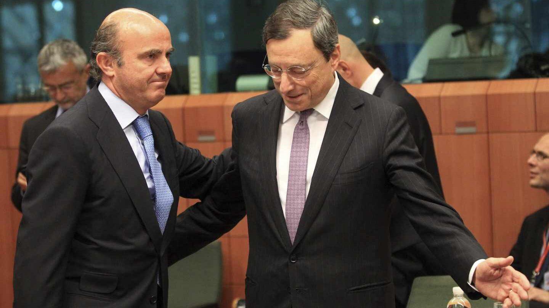 """Draghi despacha las amenazas sobre Europa: """"El euro es irreversible""""."""