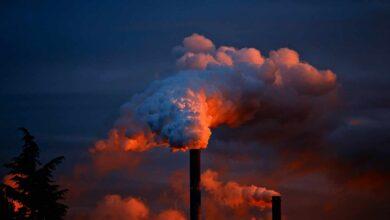 La concentración de gases de efecto invernadero alcanza un nuevo récord
