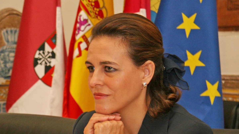La experta en pensiones del PSOE, Magdalena Valerio.