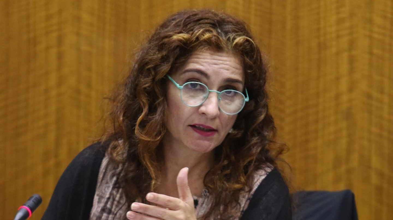 La nueva ministra de Hacienda, María Jesús Montero.