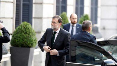"""La última palabra de Rajoy: """"Ha sido un honor haber sido presidente del Gobierno"""""""