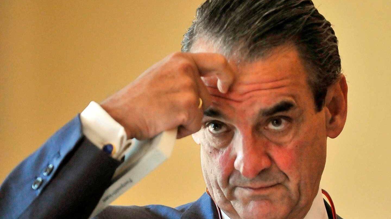 El ex banquero Mario Conde se matriculó en el máster en el curso 2010/11.