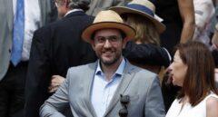 Màxim Huerta, el ministro que sólo fue a Roland Garros