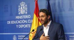 Màxim Huerta atribuye al PP una inspección de Hacienda iniciada con Zapatero