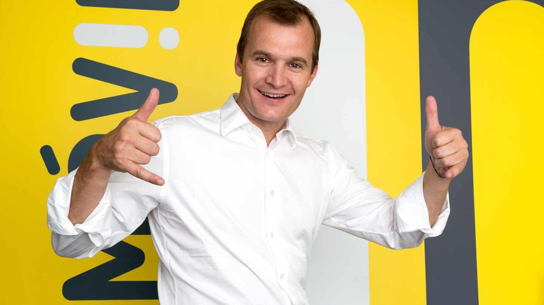El consejero delegado de MásMóvil, Meinrad Spenger.