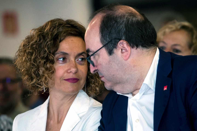 La ministra de Administración Territorial y Función Pública, Meritxell Batet.