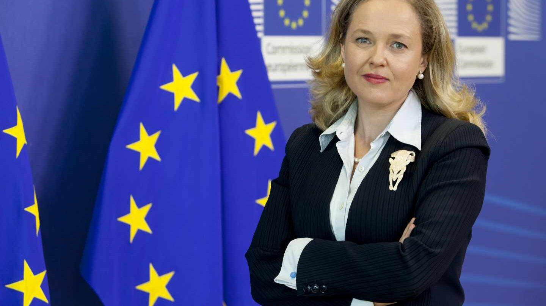 La nueva ministra de Economía, Nadia Calviño.