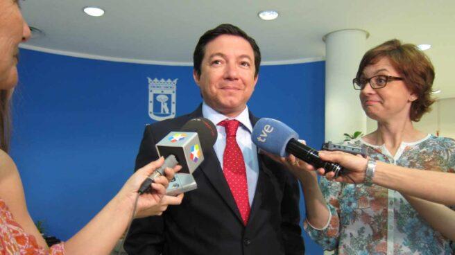 El ex edil del PP Pedro Calvo.