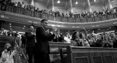 Un Ejecutivo de 'borrelles' con guiños a Podemos
