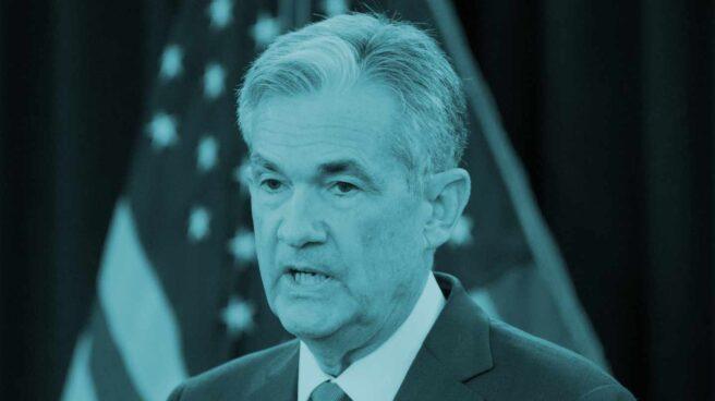 Jerome Powell, presidente de la Fed.