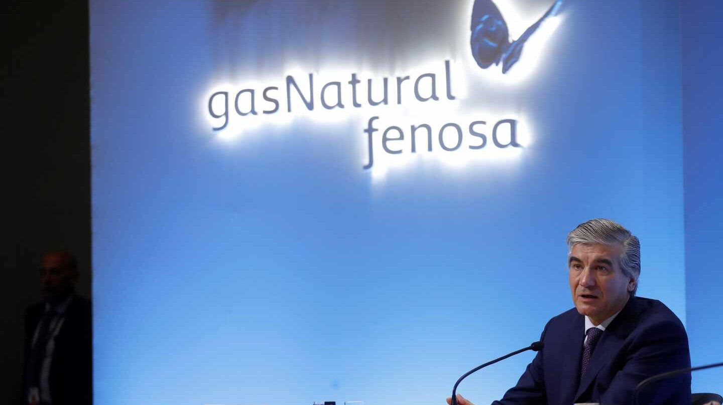 El presidente de Gas Natural Fenosa, Francisco Reynés.