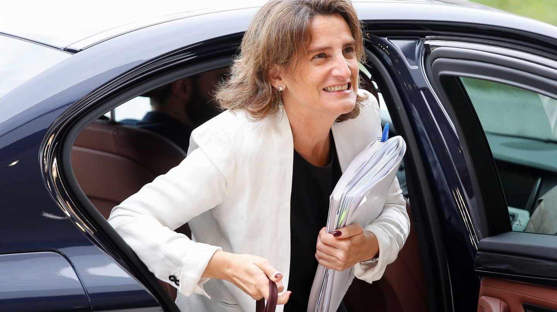 La ministra de Transición Ecologica, Teresa Ribera.