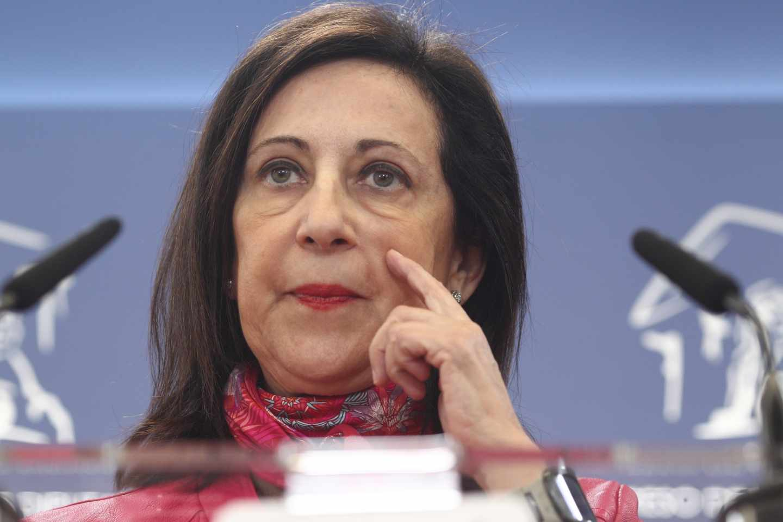 Margarita Robles sustituirá a Borrell en Exteriores hasta que haya nuevo Gobierno