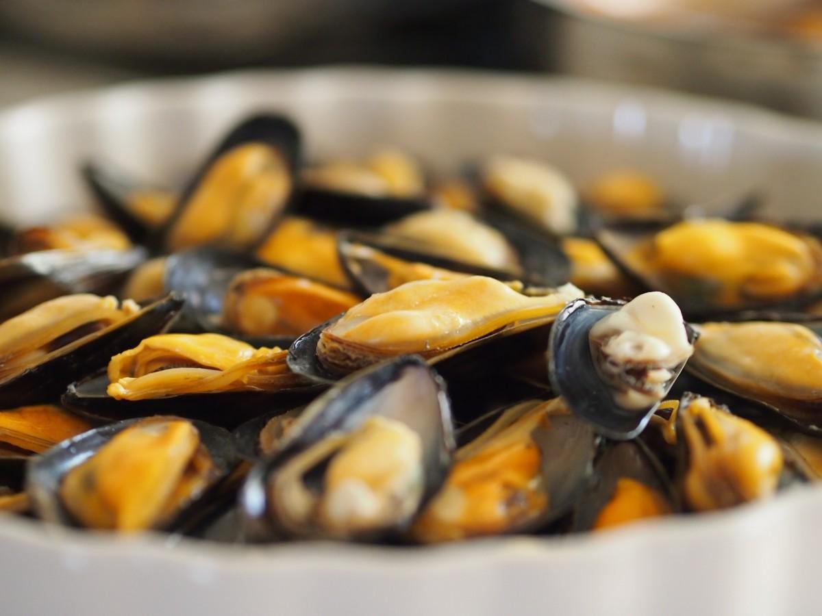 La OCU analiza alimentos marinos y halla microplásticos en el 68% de ellos.