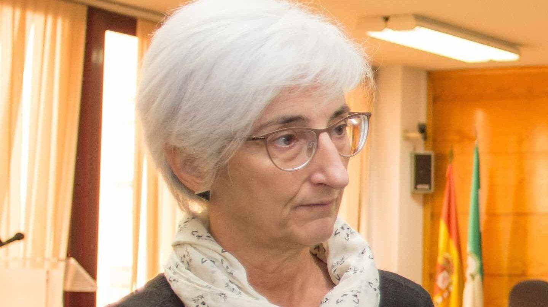 María José Segarra, fiscal jefe de Sevilla y candidata a sustituir a Julián Sánchez Melgar como fiscal general del Estado.