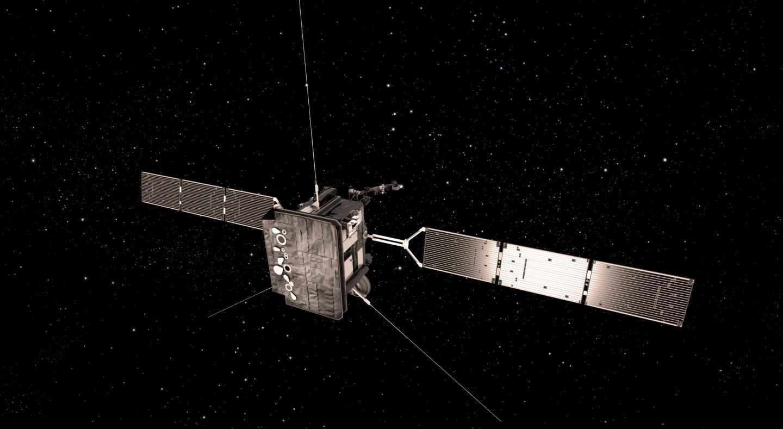 Sonda Solar Orbiter, en la que España ha contribuido con instrumentación óptica