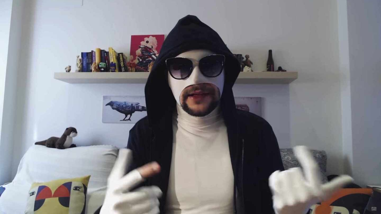 El youtuber