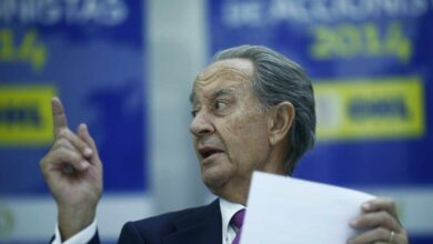 Obras de Rubens, Goya o Zurbarán: así paga el Grupo Villar Mir su deuda con el Banco Santander