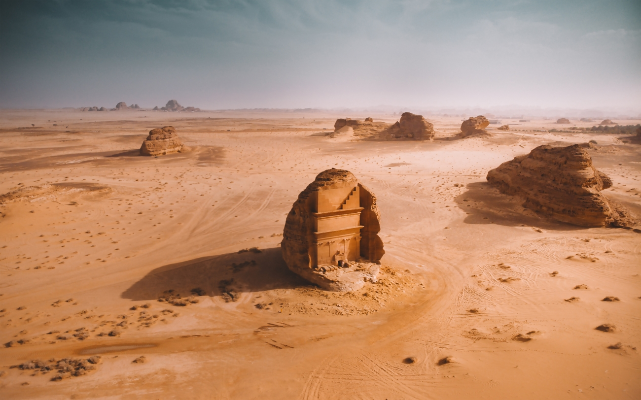 Ganador. 'Mada'in Saleh' de Gabriel Scanu.