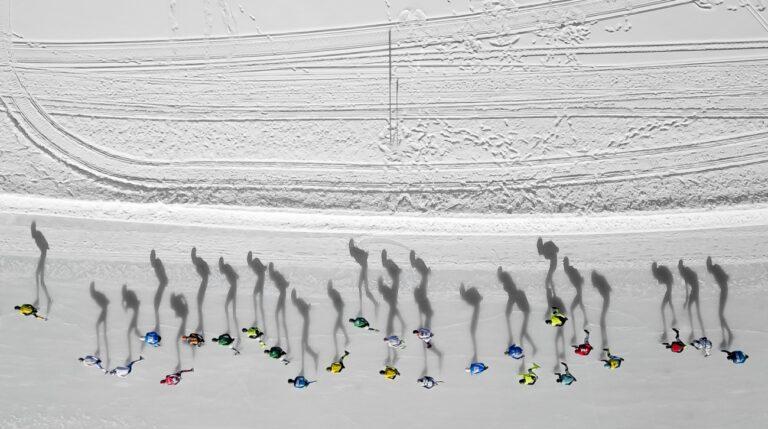 Ganador. 'Sombras patinables' de Vincent Riemersma.