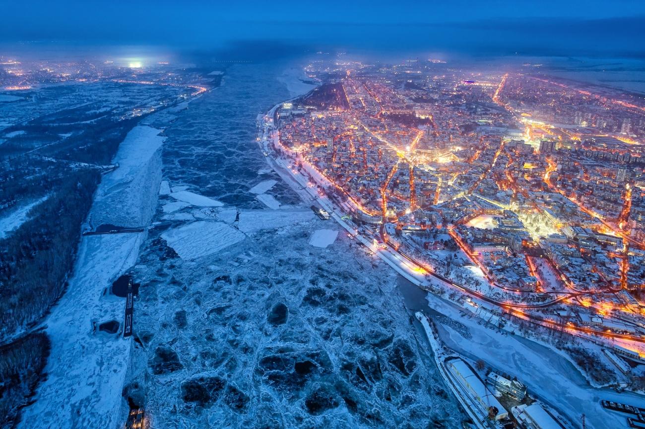 3. 'Noche fría de invierno' de Yavor Michev.