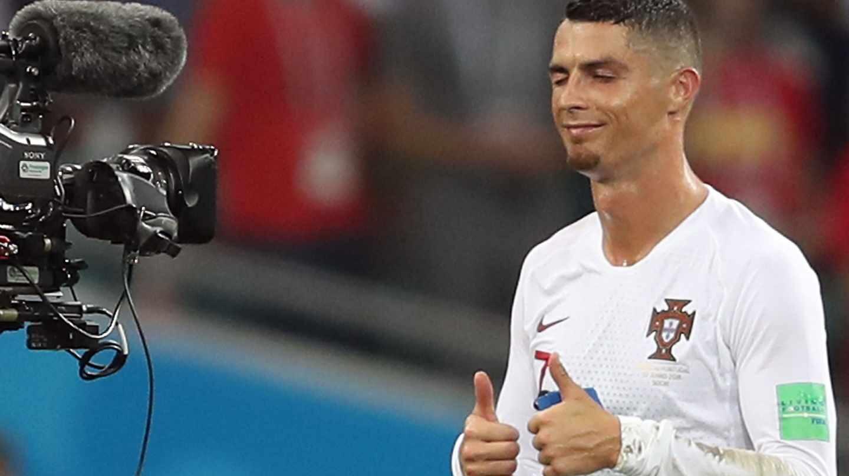 El mercado ya ve a Cristiano Ronaldo de 'bianconnero': las acciones de la Juventus suben un 16% en dos días.