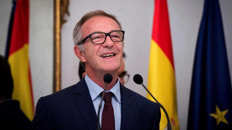 José Guirao, ministro de Cultura.