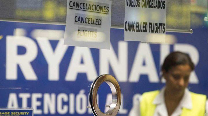 Los tripulantes de Ryanair justifican la huelga:
