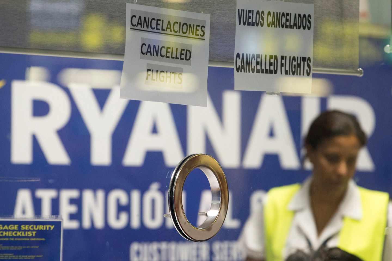 """Los tripulantes de Ryanair justifican la huelga: """"Vivo en un régimen disciplinario de terror""""."""