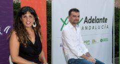Teresa Rodríguez y Antonio Maíllo presentan en Sevilla Adelante Andalucía.