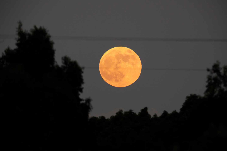 Eclipse de luna.