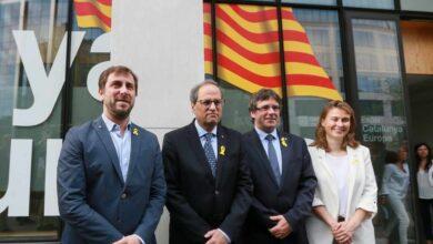 ERC y la CUP secundan la asamblea de electos convocada por Puigdemont