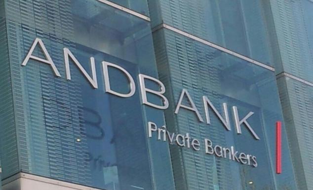 Sede de Andbank en España.
