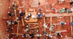 Yacimiento de la Gran Dolina vista desde arriba. JORIDI MESTRE IPHES