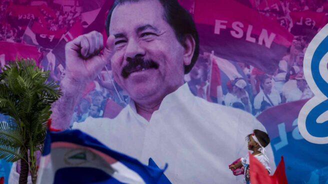Celebración del aniversario 39 de la revolución de Nicaragua