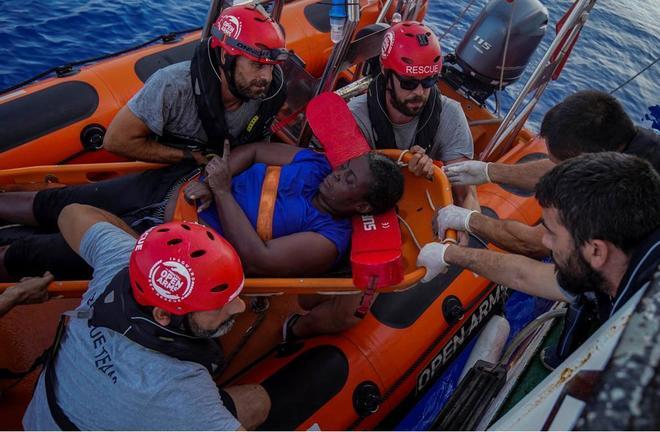 """Marc Gasol denuncia la """"rabia e impotencia"""" tras un rescate en el Mediterráneo"""