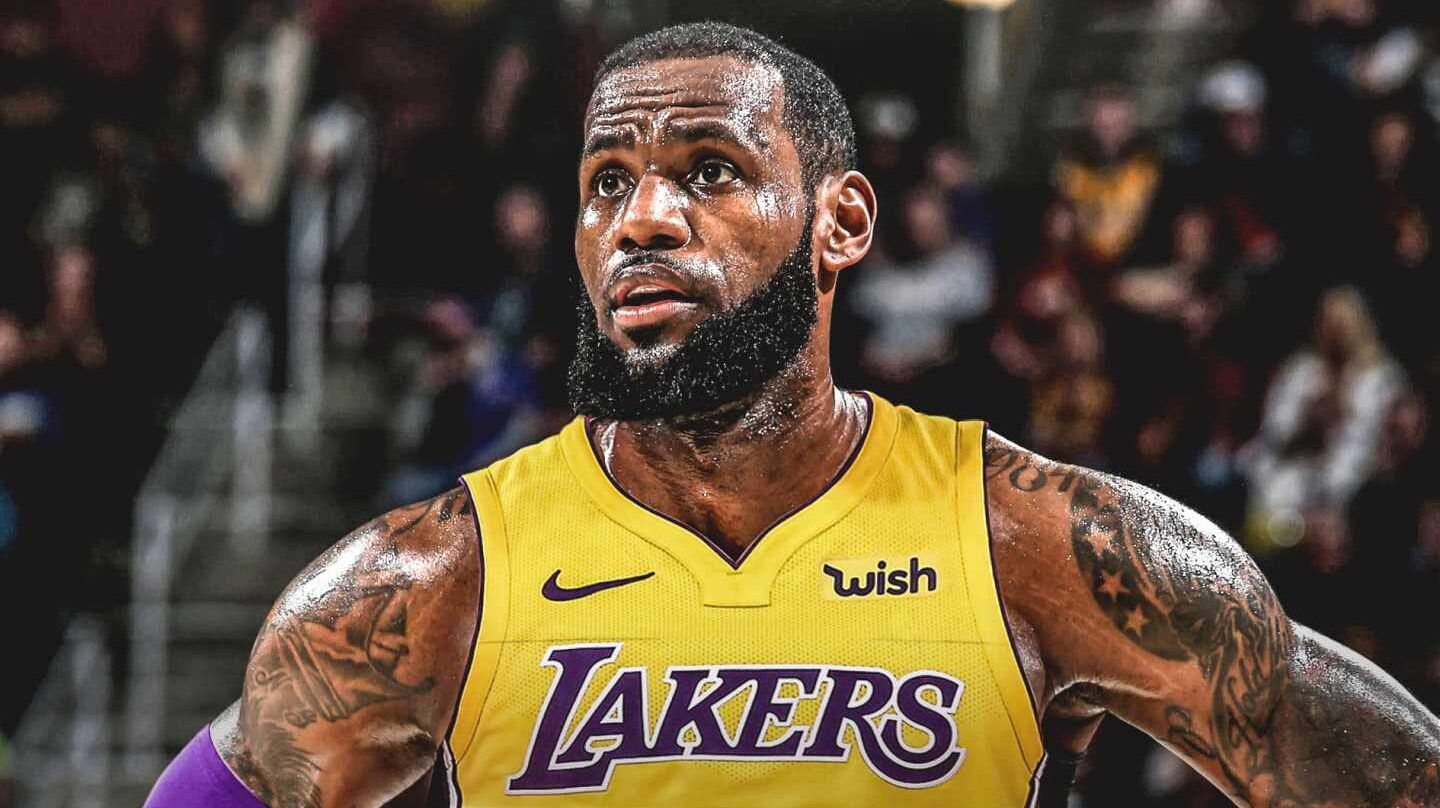 El fichaje de LeBron James por los Lakers revienta la NBA a47c92c86115d