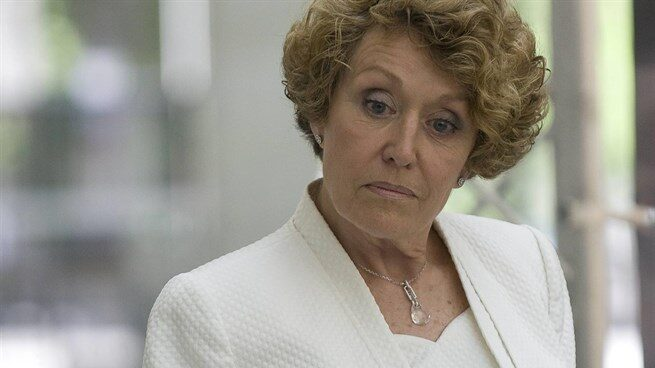 La periodista Rosa María Mateo.