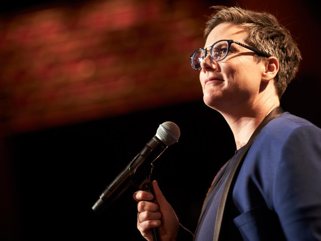 "Hannah Hadsby en ""Nanette"", el show que triunfa en Netflix"