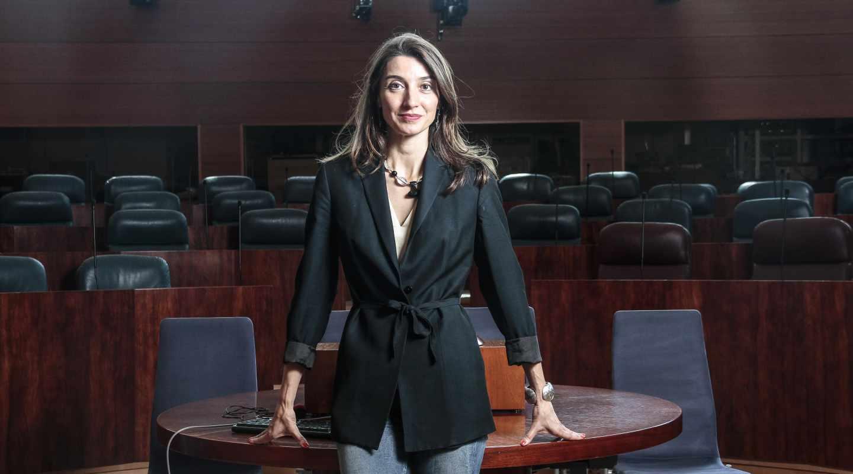 Pilar Llop, actual delegada del Gobierno para la Violencia de Género.