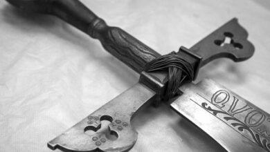 La espada de San Pablo que obsesionó a Franco
