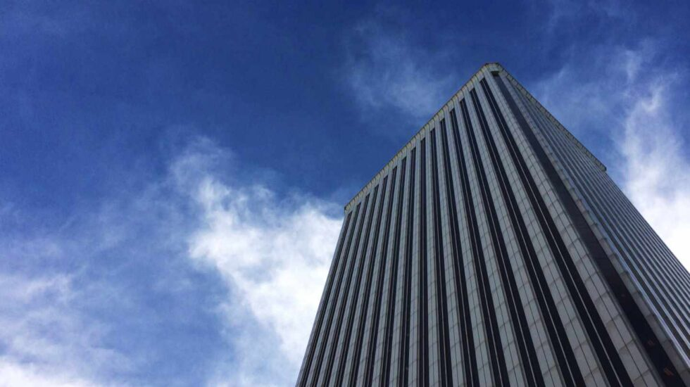 La madrileña Torre Picasso